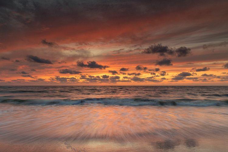 Strandfotografie – Compositie en Belichting