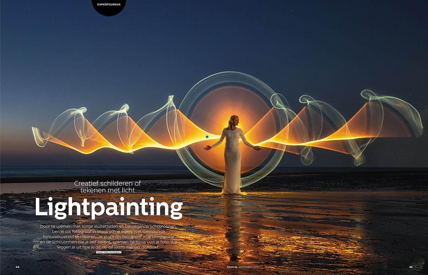 Masterclass Lightpainting