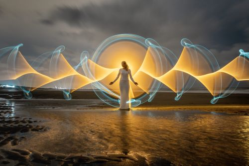 Workshop Lightpainting photo review