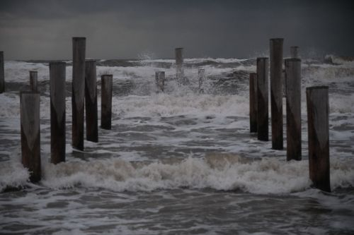 Lange Sluitertijden bij het Palendorp van Petten photo review