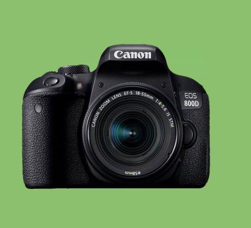 Workshop leer je Canon fototoestel kennen