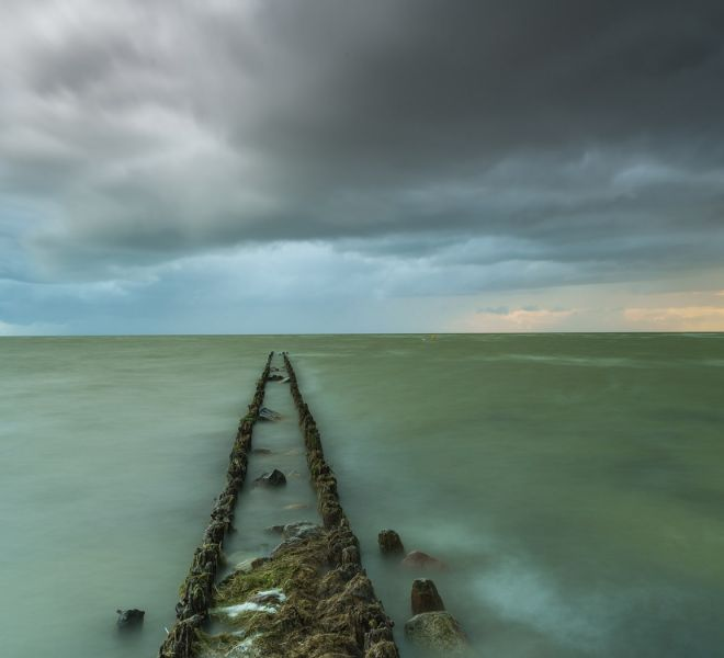IJsselmeer bij Hindeloopen